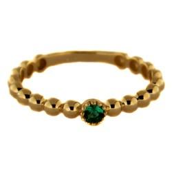 Zlatý prsten MLKR18GR