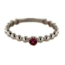 Zlatý prsten MLKR18RW