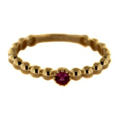 Zlatý prsten MLKR18R