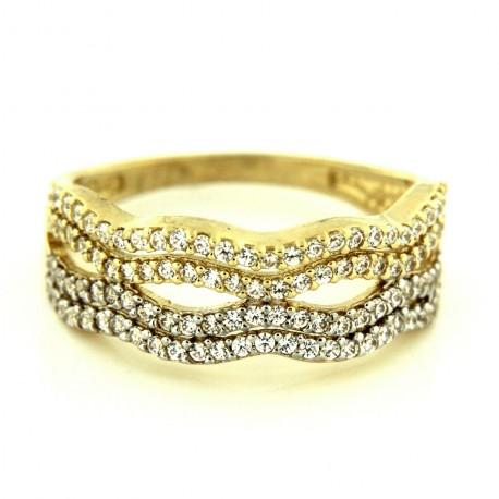 Zlatý prsten PYZ03002