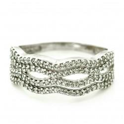 Zlatý prsten PYZ03002W