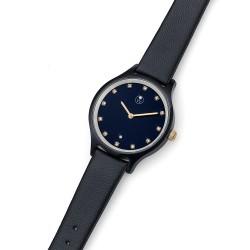 Dámské náramkové hodinky Oliver Weber Speak - 65060 (steel / crystal, black)