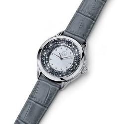 Dámské náramkové hodinky Oliver Weber Rocks Steel - 65058 (leatherstrap grey)