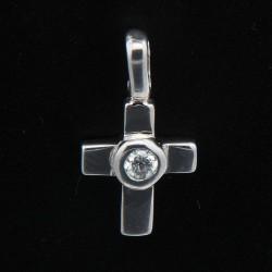 Stříbrný přívěs P011
