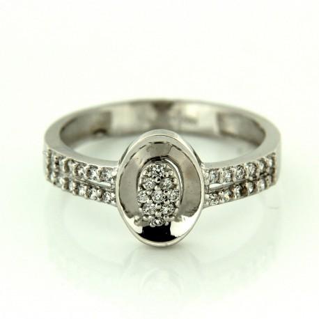 Zlatý prsten SAS005W