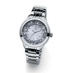 Dámské náramkové hodinky Oliver Weber Rocks - 65059 (steelband)