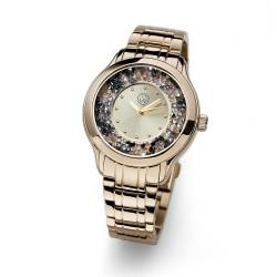 Dámské náramkové hodinky Oliver Weber Rocks - 65059 (gold plated)