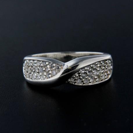 Stříbrný prsten R103