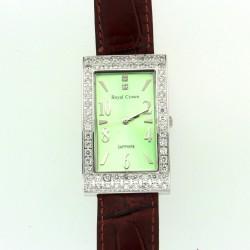 Stříbrné hodinky H03