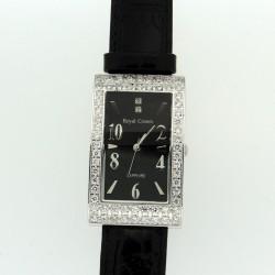 Stříbrné hodinky H06