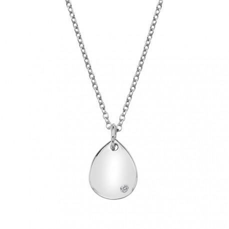 Stříbrný přívěsek Hot Diamonds Iris DP704