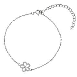 Stříbrný náramek Hot Diamonds Daisy DL579