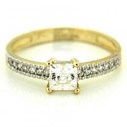 Zlatý prsten PYZ1225