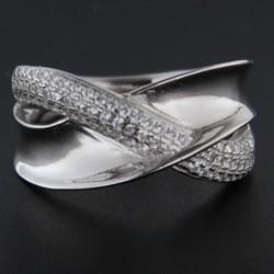 Stříbrný prsten R2228