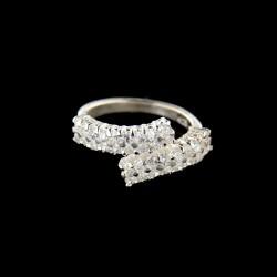 Stříbrný prsten R550