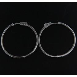 Stříbrné náušnice E2968
