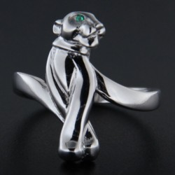 Stříbrný prsten R2222