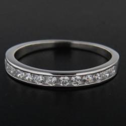 Stříbrný prsten R2171