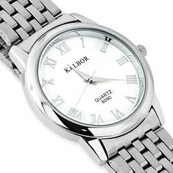 Unisex ocelové hodinky