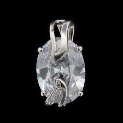 Stříbrný přívěs P848