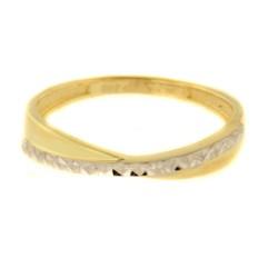 Zlatý prsten AZDC2074