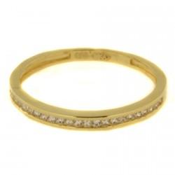 Zlatý prsten AZR299