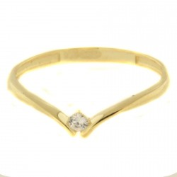 Zlatý prsten AZR1830