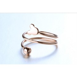 Dámský pozlacený prsten NumberOne