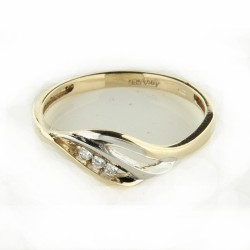 Zlatý prsten PYZ3964