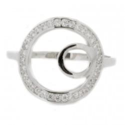Zlatý prsten PPY0036W