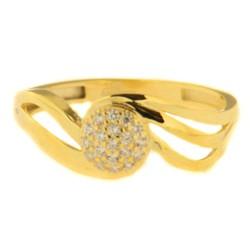 Zlatý prsten PPY0017
