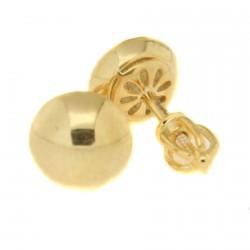 Zlaté náušnice PZE0333