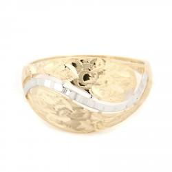 Zlatý prsten CLG3962