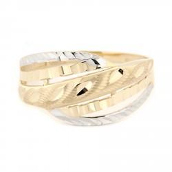 Zlatý prsten CLG4461