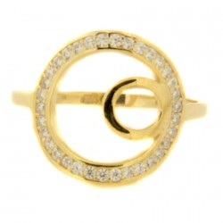 Zlatý prsten PPY0036