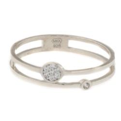 Zlatý prsten PZY003W