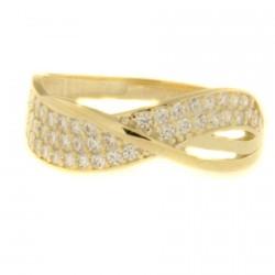 Zlatý prsten PPY0012