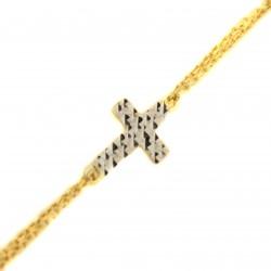Zlatý řetízek PBL0066