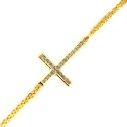 Zlatý řetízek PAB0001