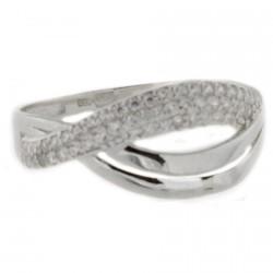 Zlatý prsten PPY0027W