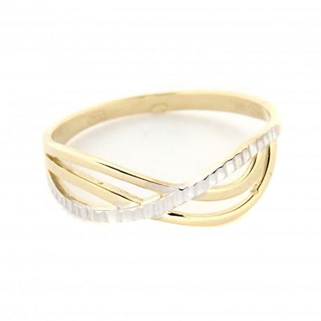 Zlatý prsten PSD288