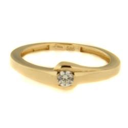 Zlatý prsten PYZ1234