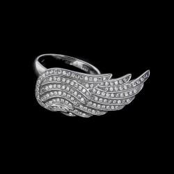 Stříbrný prsten R1776