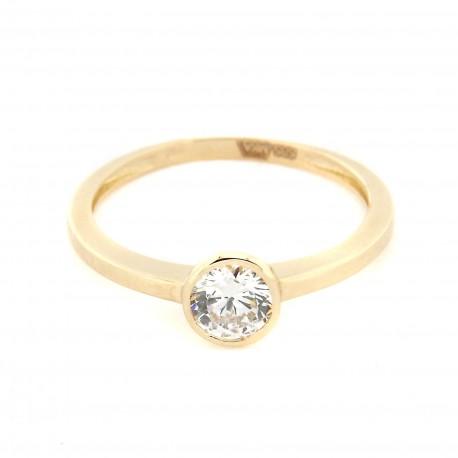 Zlatý prsten RNR6132