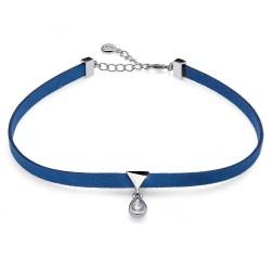 Náhrdelník Oliver Weber Spot - 11995 (RH CRY blue)