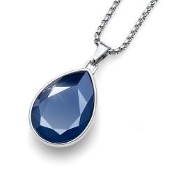 Přívěsek Oliver Weber Delite Large - 11911 (royal blue)