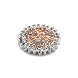 Přívěsek Hot Diamonds Emozioni Spirzzare Coin EC462-463