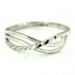 Zlatý prsten PSD288W