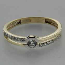 Zlatý prsten 5SYZ0170