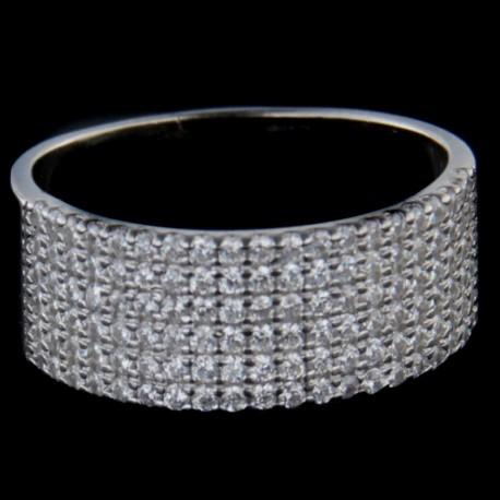 Stříbrné prsteny R2306